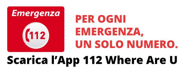 112 - Numero unico europeo per le emergenze
