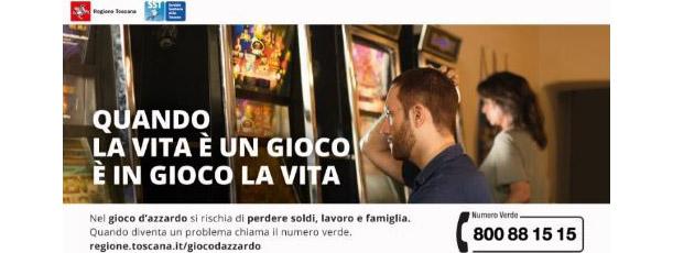800 881515 Il numero verde contro il gioco d'azzardo patologico